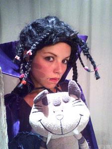 Mona ist ein Vampir beim Kinder- und Jugendtheater Frankfurt