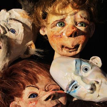 Puppenspiel Hotzenplotz