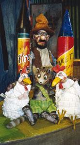 Pettersson und findus - Das Feuerwerk