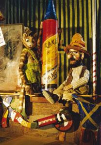 Petterson und Findus Das Feuerwerk