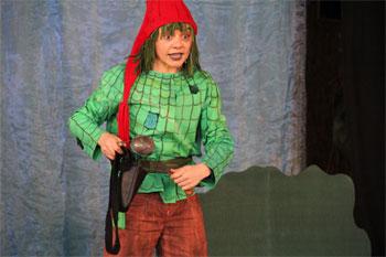 Der kleine Wassermann Schaubühne Augsburg im Kinder-und Jugendtheater Frankfurt