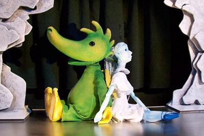 Tabaluga bei Kinder-und Jugendtheater Frankfurt