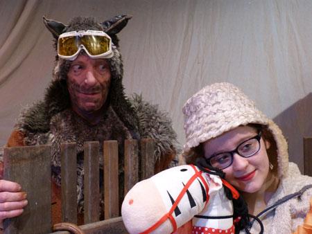 Ein Schaf fürs Leben beim Kinder- und Jugendtheater Frankfurt
