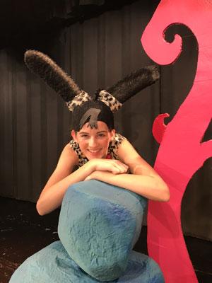 IGAM OGAM im Kindertheater Frankfurt Kiju-theater