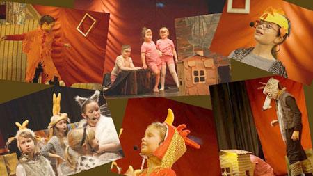 Das Katzenhaus - Russisches Kindertheater im Kinder-und Jugendtheater Frankfurt