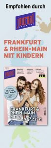 Empfohlen durch Journal Frankfurt wurde das Kinder- und Jugend-Theater Frankfurt