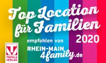 rheinmain4family.de zeichnet das Kinder-und Jugendtheater Frankfurt als Top Location für Familien aus