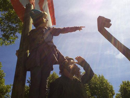 Der kleine Wikinger - im Kinder-und Jugend-Theater Frankfurt