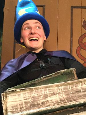 Der Zauberlehrling im Kinder- und Jugendtheater Frankfurt